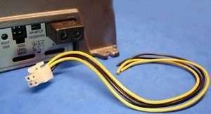 rockford fosgate r500x1d 5 Pin Harness