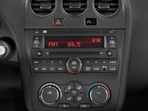 2008 Nissan Altima Stereo Upgrade