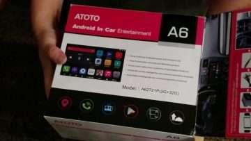 ATOTO A6 Pro Review