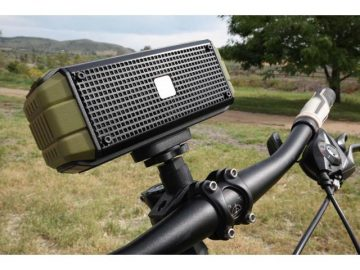 Best Bike Handlebar Speakers