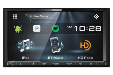 Kenwood ddx774bh Review