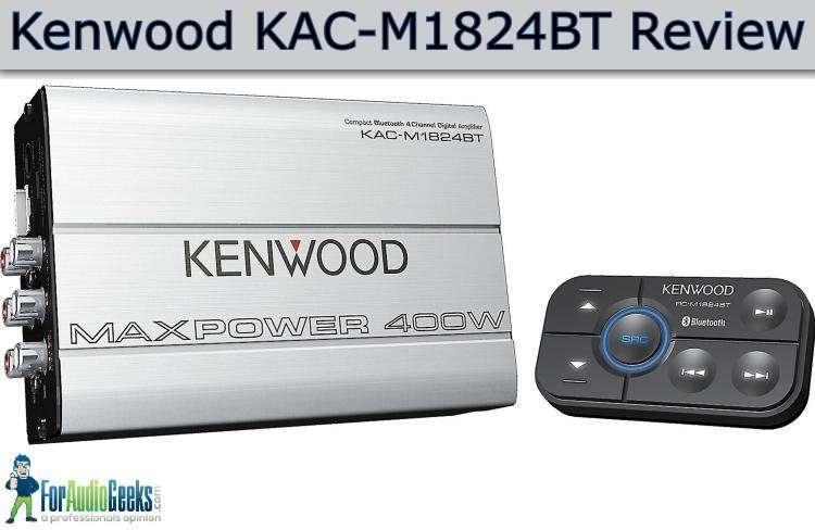 Kicker CXA1200 1 Review - Kicker Mono Amplifier